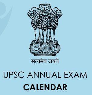 UPSC Exam schedule 2021
