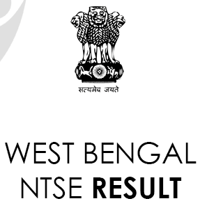 West Bengal NTSE Result 2021