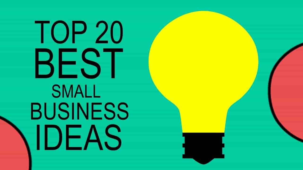 best business ideas in 2021
