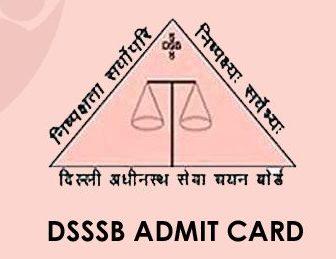 DSSSB Skill Test Admit Card 2021