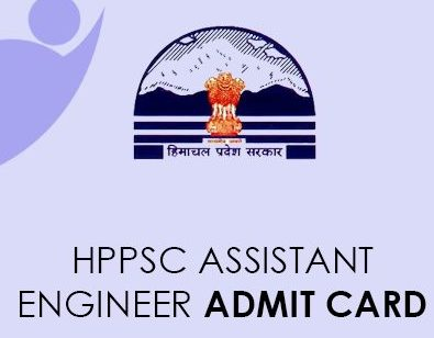 HPPSC Assistant Engineer Admit Card 2021