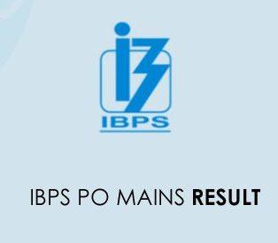 IBPS PO Mains Result 2021