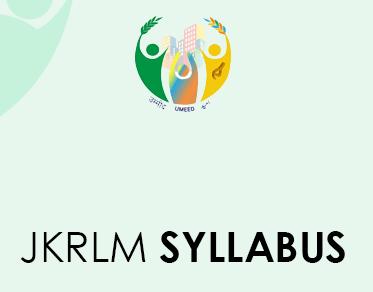 JKRLM Syllabus 2021