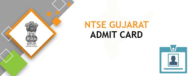 NTSE Gujarat Admit Card 2021