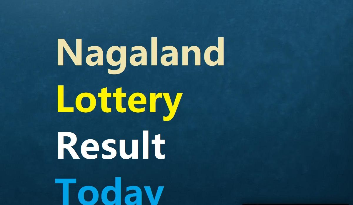 Nagaland State Lottery Result Today 8pm 27th February 2021
