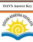OAVS Teacher Answer Key 2021