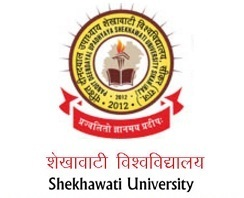 Shekhawati University Result 2021