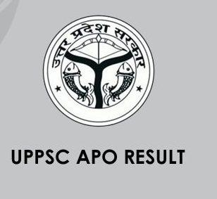 UPPSC APO Result 2021