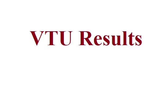 VTU Result 2021