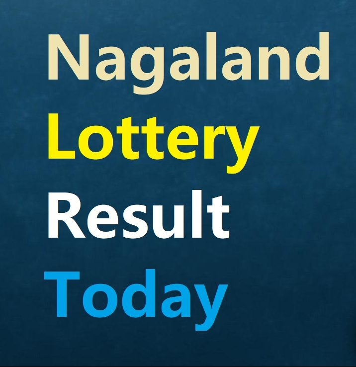 Nagaland State Lottery Result Today 19th March 2021
