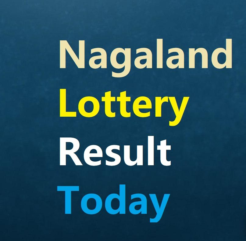 Nagaland State Lottery Result Today 23rd March 2021