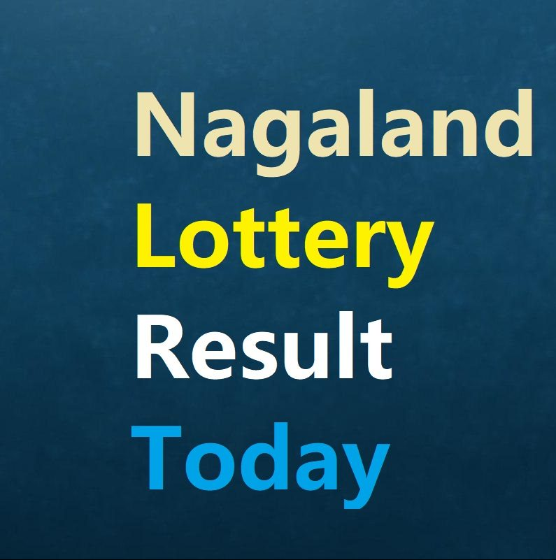 Nagaland State Lottery Result Today 31st March 2021