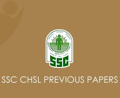 SSC CHSL Previous Question Papers