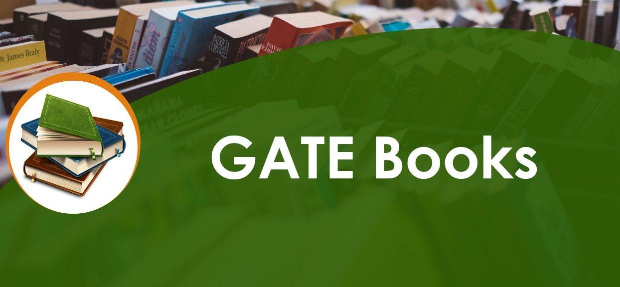 Best GATE Books 2021