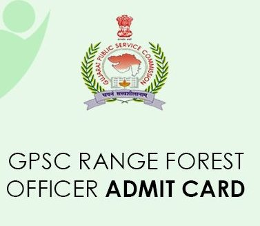 GPSC Cordillera Forest Officer Admit Card 2021