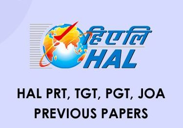 HAL Previous question Papers