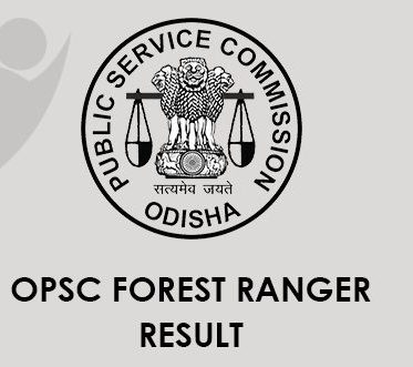 OPSC Forest Ranger Result 2021