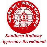 Southern Railway Recruitment 2021