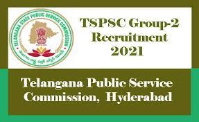 TSPSC Group 2 Notification 2021
