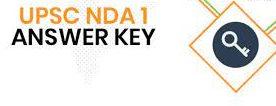 UPSC NDA 1 Answer Key 2021